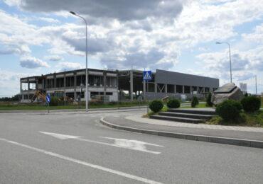 """Farma fotowoltaiczna na terenie PNT """"Rzeszów – Dworzysko"""""""